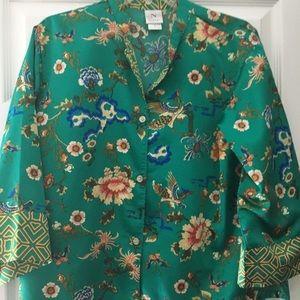 Natori Pajamas Asian print/style Small